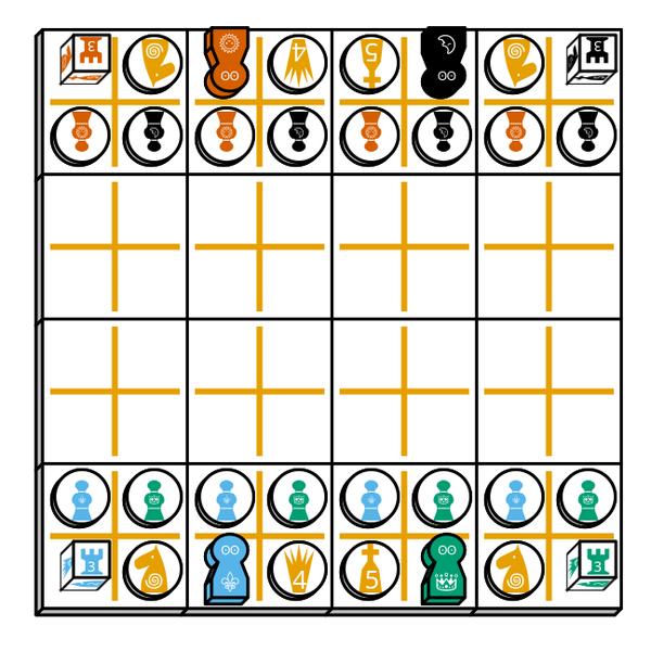 3D diagram for Chess