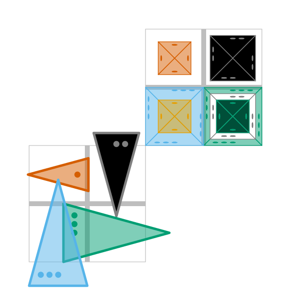 Example 2D diagram