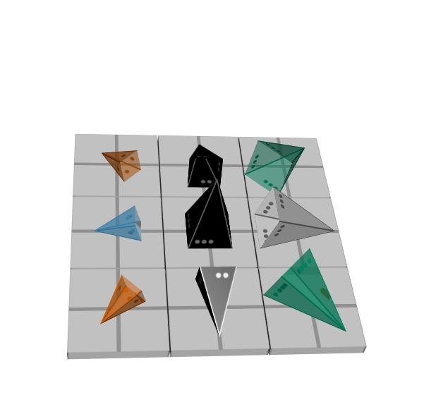 Example 3D diagram